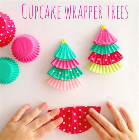 cupcake paper crafts last minute craft ideas for crafty morning