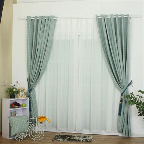 modern bedroom curtains atrovirens color plaid contemporary bedroom curtains