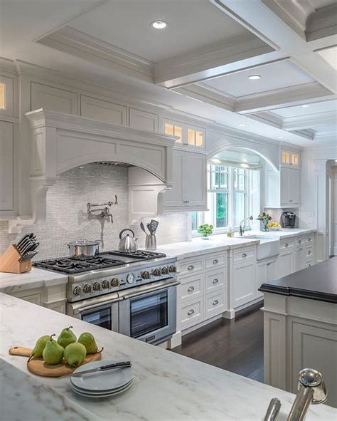 ceiling ideas for kitchen 36 stylish and timeless coffered ceiling ideas for any