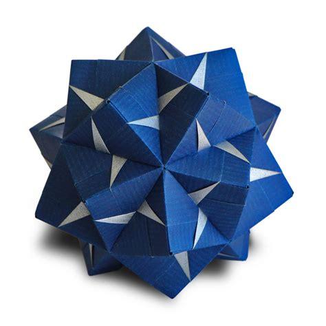 origami that origami fasett sonobe sinayskaya folded by mahesh