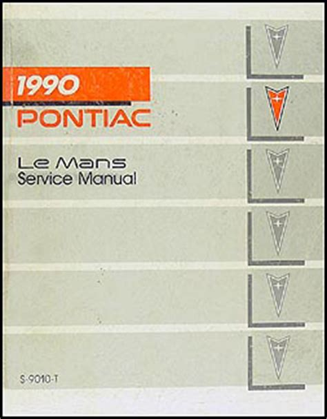 service manual download car manuals 1990 pontiac lemans windshield wipe control service 1990 pontiac lemans repair shop manual original