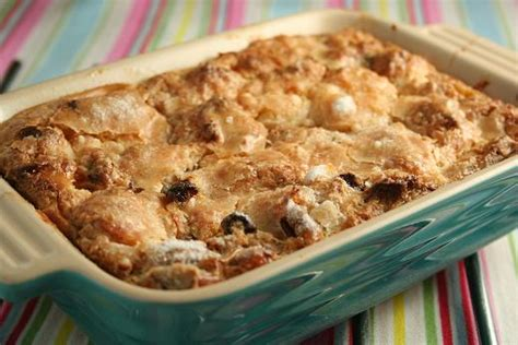 panettone bread pudding by foodie