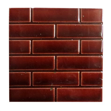 How To Paint An Old Brick Fireplace by Buy Antique Red Glazed Brick Victorian Fireplace Tiles