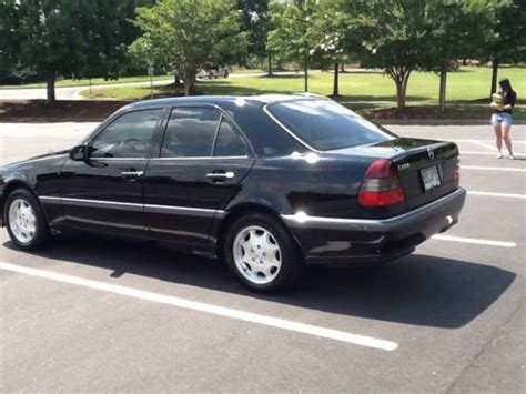 1999 Mercedes C280 by Find Used 1999 Mercedes C280 Black W Interior