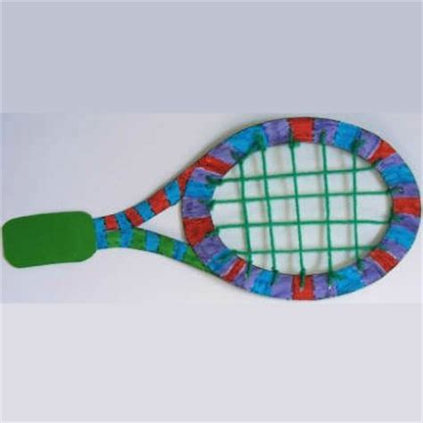 sports themed crafts for 17 best ideas about tennis crafts on softball