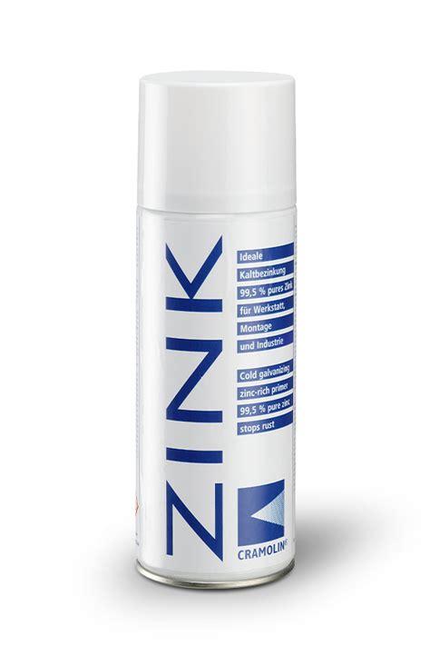 spray painting zinc coated steel zink itw europe