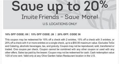 olive garden printable coupons olive garden printable coupons july 2017 printable coupons promo codes 2017