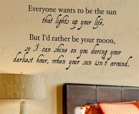 bedroom wall sayings bedroom wall quotes quotesgram