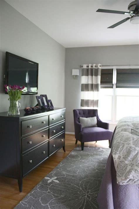 gray and purple bedroom grey and purple bedroom decorating ideas