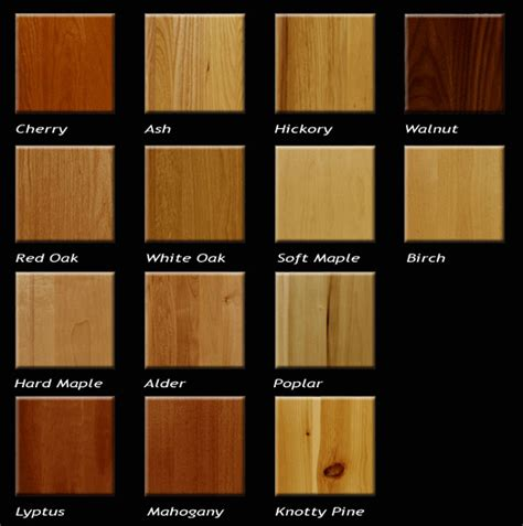 types of woodwork types of wood furniture at the galleria