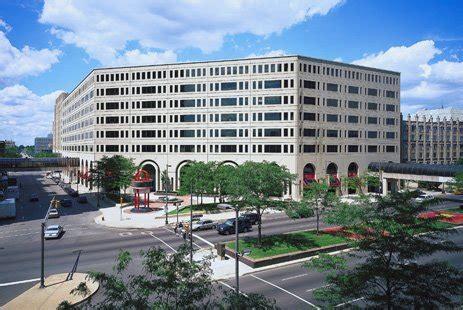Henry Ford Hospital Detroit Mi by Henry Ford Center New Center One Henry Ford