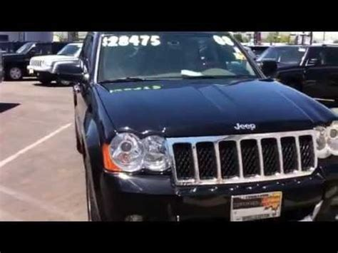 David Ellis Chrysler Jeep by For Sale 2008 Jeep Grand Overland Suv For Sale