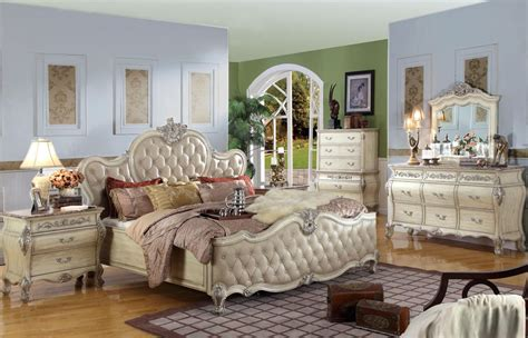 ornate 6 pc cal king bedroom set b8301ck mcferran