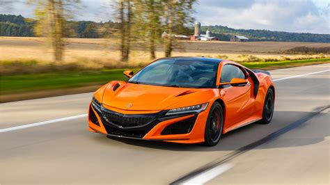 Acura Car Wallpaper Hd by 2019 Acura Nsx 4k Wallpaper Hd Car Wallpapers Id 11520