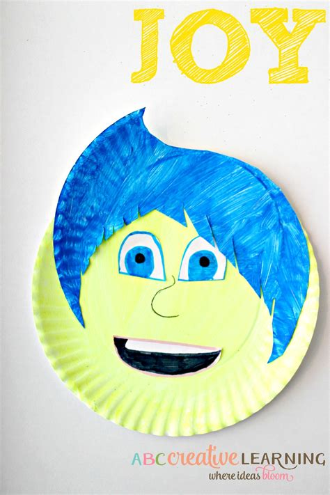 crafts out of paper plates easy and inside out inspired paper plate craft