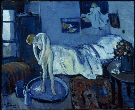 why are pablo picasso paintings worth so much blue