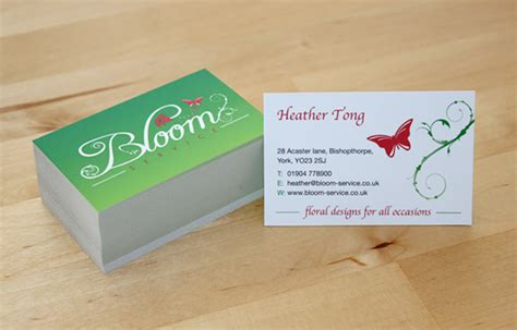 how to make cheap business cards cheap business card designers and printers in york