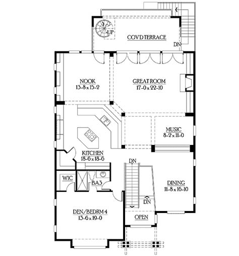 Home Floor Plans With Basement full finished basement with home theatre 23127jd