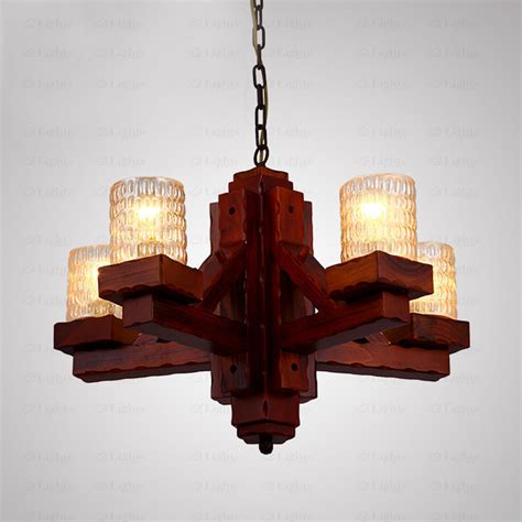 rustic chandeliers wrought iron wooden wrought iron and glass rustic chandeliers