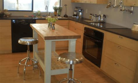 ikea kitchen islands with seating how to build a portable kitchen island