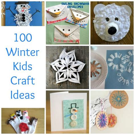 january craft ideas for december holidays crafts and winter on