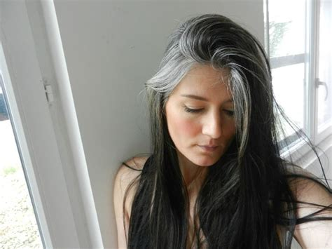 how to get gorgeous salt and pepper hair 17 best images about great grey hair on pinterest long