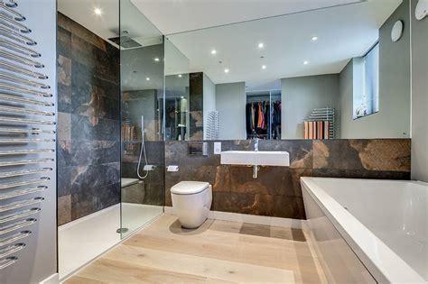 mirrored wall bathroom 15 bathroom design ideas homebuilding renovating