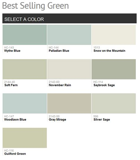 benjamin paint colors 2016 paint color ideas for your home home bunch interior