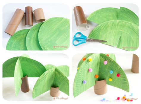 jungle crafts for jungle playset from toilet paper roll crafts