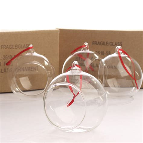 glass ornaments crafts clear flat glass ornaments for 100 images clear glass
