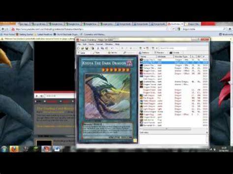 make custom trading cards trading card maker program