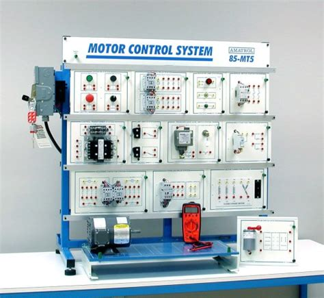 Electric Motor System by Ac Electric Motor Systems Amatrol