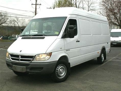 2006 Dodge Sprinter by Used 2006 Dodge Sprinter For Sale Pricing Features Autos