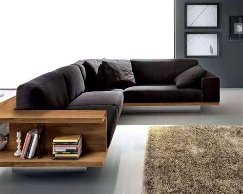 modern wooden sofas best 25 wooden sofa ideas on built in sofa