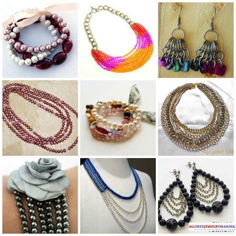 jewelry patterns to make jewelry multi strand jewelry patterns 26 diy projects