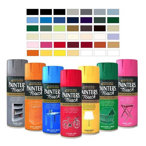 spray paint rustoleum colors rust oleum painter s touch multi purpose aerosol spray
