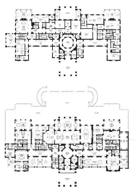 mansion home plans 17 best images about floorplans on 2nd floor