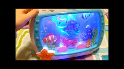 crib aquarium baby einstein baby einstein sea dreams soother crib
