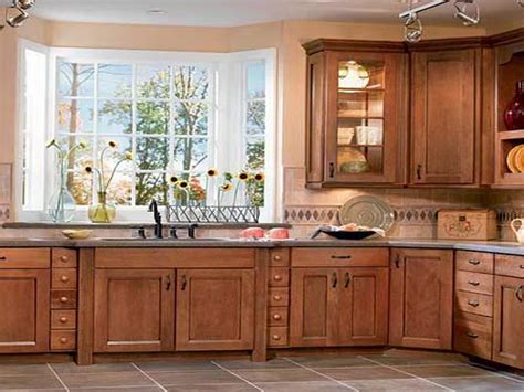 kitchen ideas with oak cabinets bloombety modern kitchen design with oak cabinets