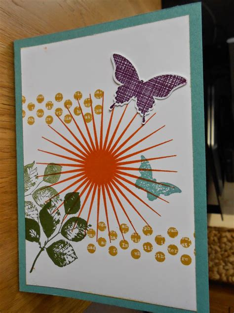 easy to make greeting card designs s craft room kinda eclectic