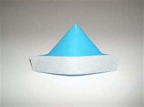 origami hat easy simple origami origami hat