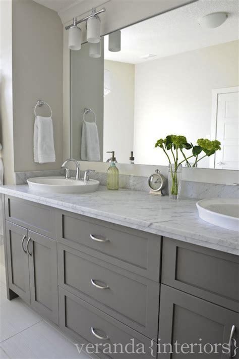 gray bathroom vanities gray bathroom vanities contemporary bathroom veranda