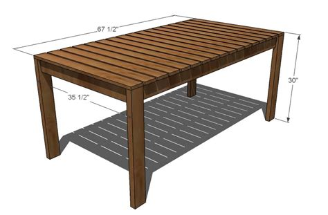 dining table plans woodworking free outdoor dining table woodworking plans woodshop plans