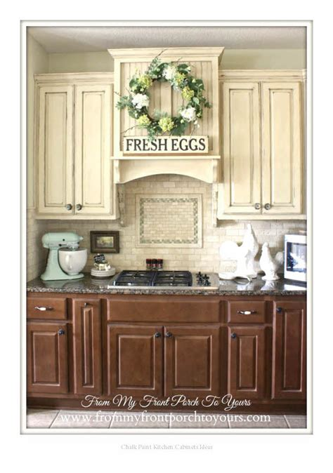 kitchen cabinets chalk paint 49 chalk paint kitchen cabinets ideas home and house