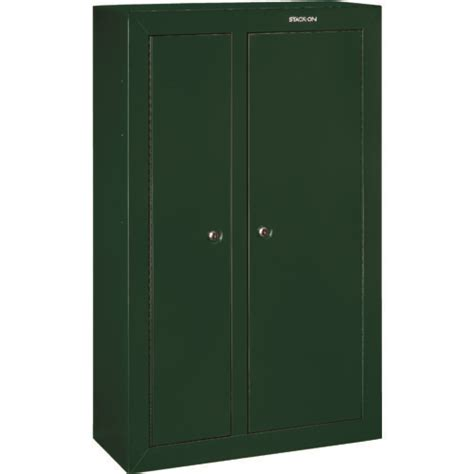stack on 10 gun door cabinet sentry 174 safe security box academy