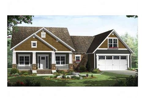 craftsman style house plans one story craftsman style single story house plans