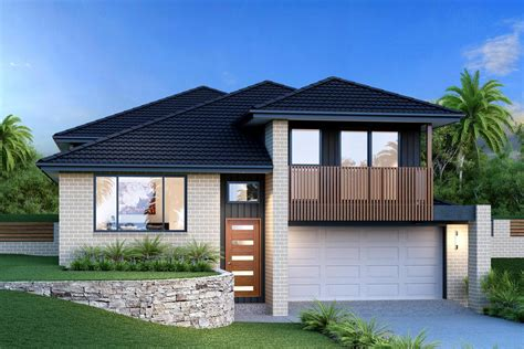 split level home designs waterford 234 sl home designs in goulburn g j gardner homes