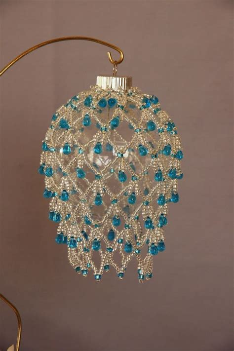 free beaded ornament patterns beaded ornaments free patterns beaded