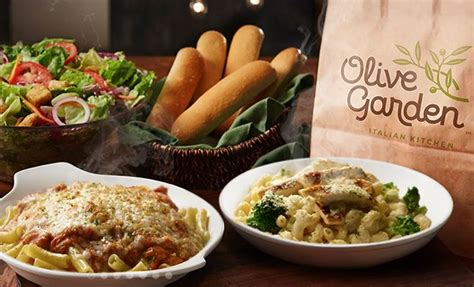 olive garden buy one take one home meals for 12 99
