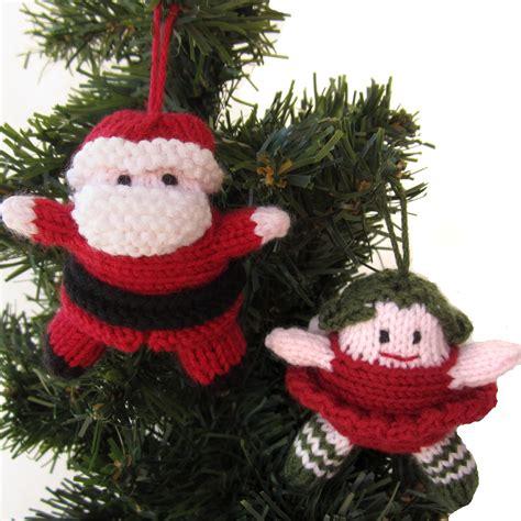 knitting store santa tiny santa and hints and tips